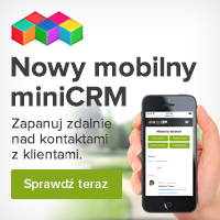 Prosty mobilny CRM online